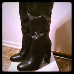 Thigh  high Boots Sz 10